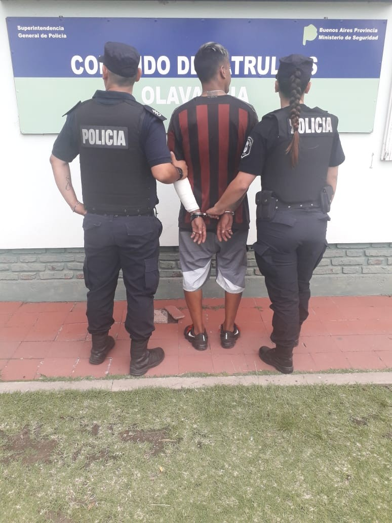 Un detenido por abuso sexual, lesiones leves y amenazas