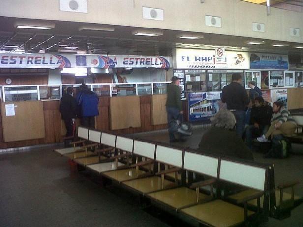 El paro de la UTA disidente no repercute en Olavarría