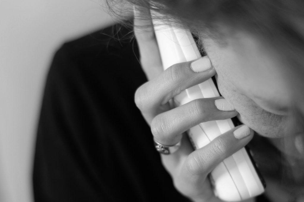 Número telefónico de urgencias de Políticas de Género