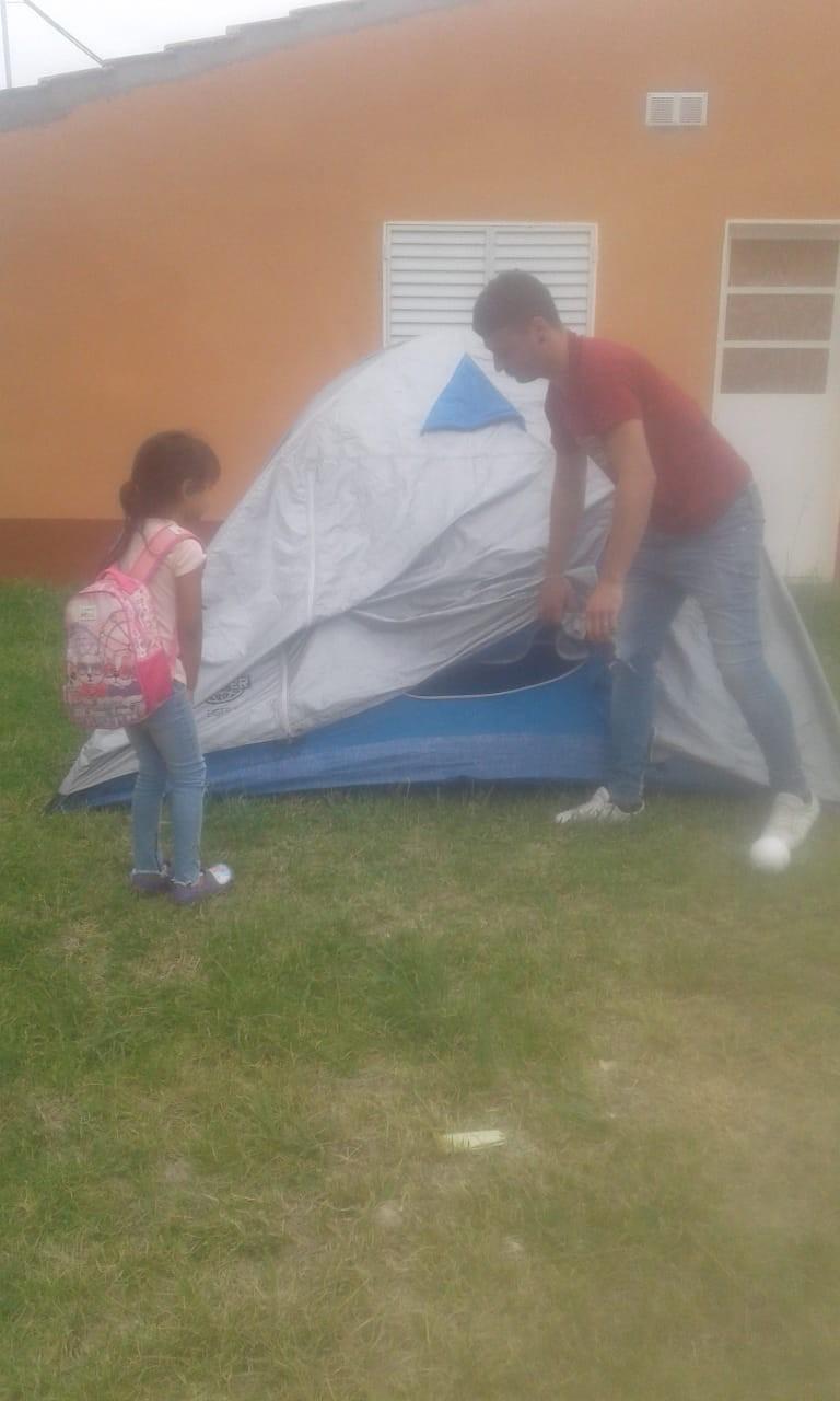 Barrio UOCRA: 'los adjudicatarios tienen el mismo temor que hace 10 años' cuando se paralizaron las obras