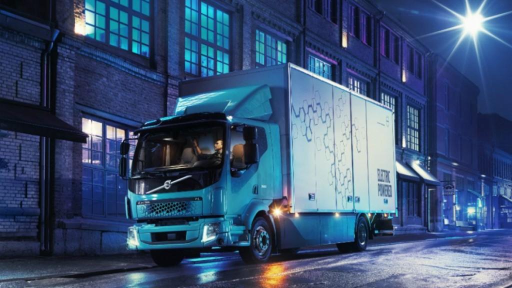 El futuro ya llegó: en Marzo Volvo larga al mercado sus camiones eléctricos