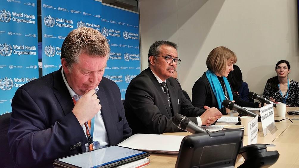 La OMS alertó que el mundo debe prepararse para 'una posible pandemia'