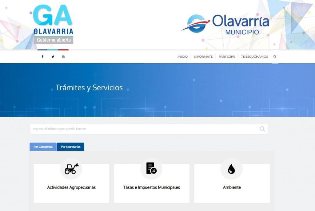 Se pueden descargar las Tasas por el Portal de Gobierno Abierto