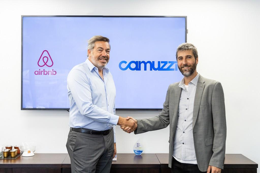 Airbnb y Camuzzi capacitarán anfitriones sobre seguridad en el hogar
