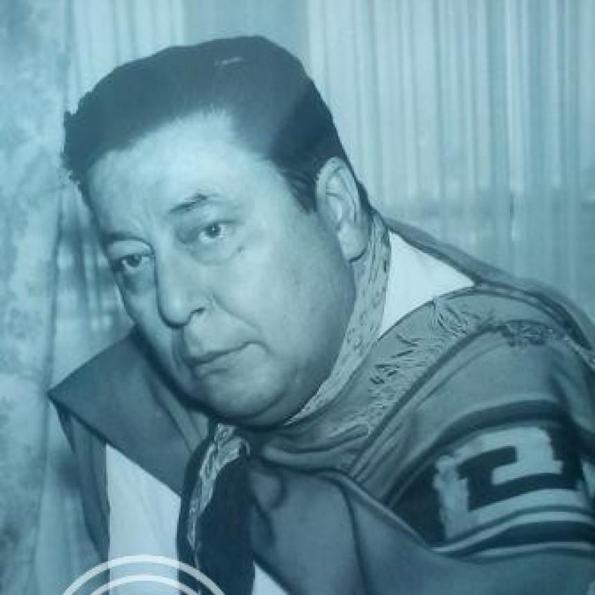 Benjamín Aitala y la importancia de tener muestras como la de Yupanqui en el centro cultural