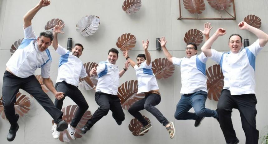 La Argentina en el tercer puesto en el mundial del helado