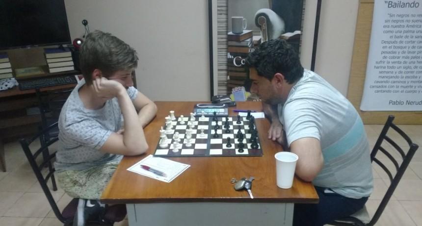 Ajedrez: Horacio Pereyra Campeón