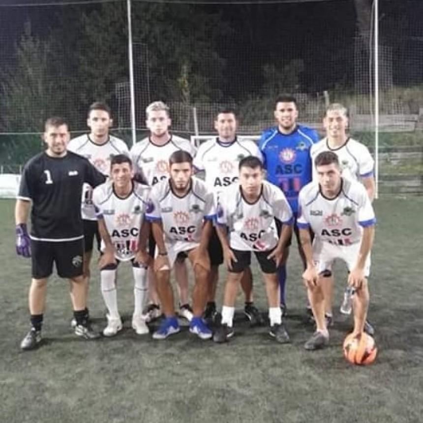 Fútbol: Olavarrienses campeones en Villa Gesell