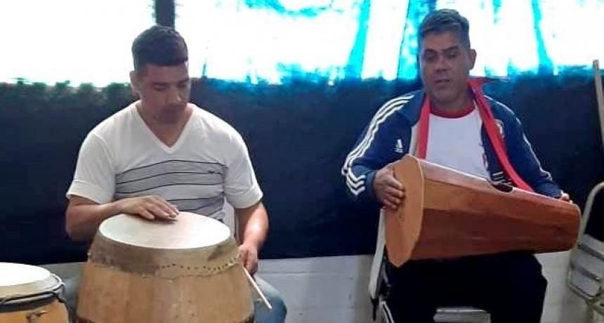 """Finalizó el taller de música """"Creación"""" en la Unidad N° 27"""