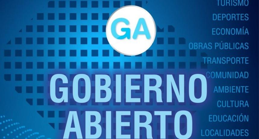 Gobierno Abierto: actualización de datos semestrales