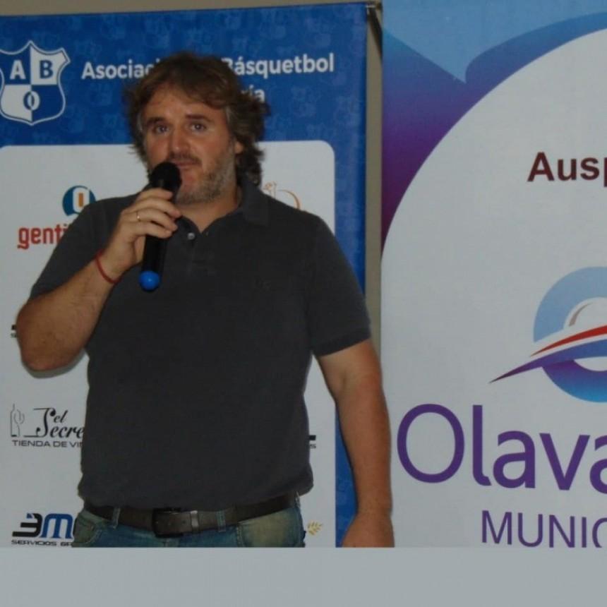 Héctor Burghini: La actualidad del básquet de Olavarría