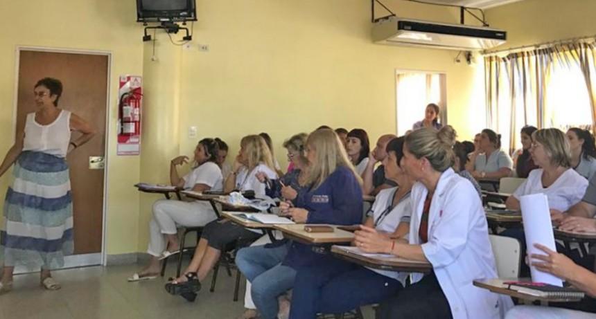 Actualización en Infectología en el Hospital Municipal