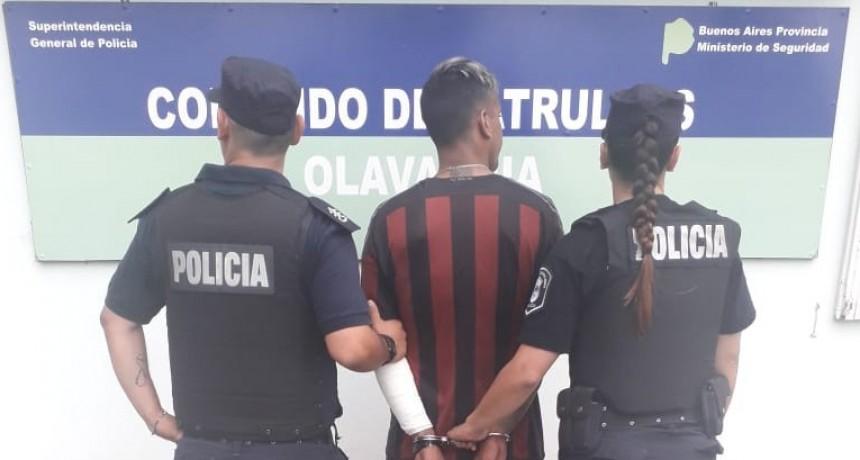 Un detenido por abuso sexual, lesiones leves y amenazas
