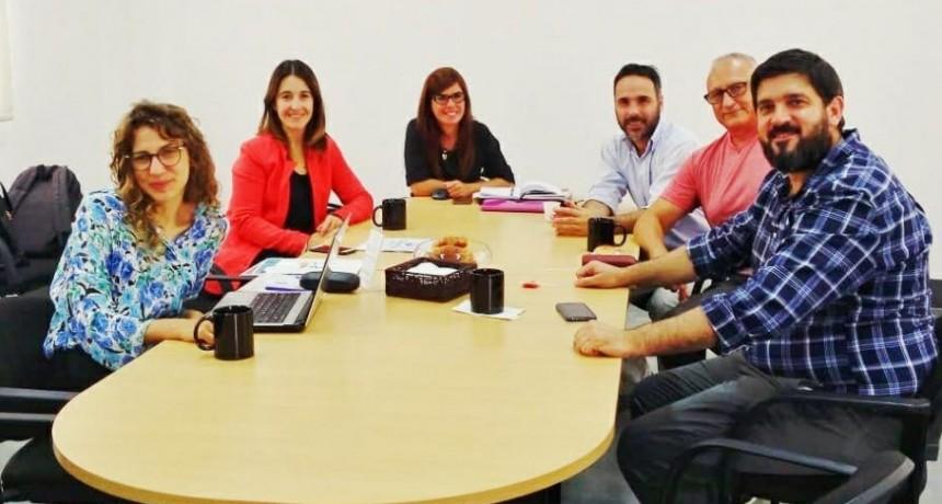 Funcionarios municipales de Cultura y Turismo se reunieron con pares de la gestión provincial