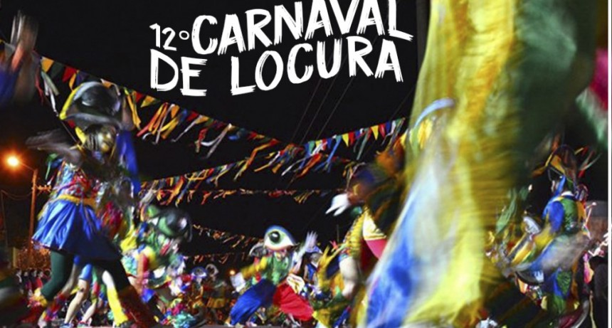 12° Carnaval de Locura