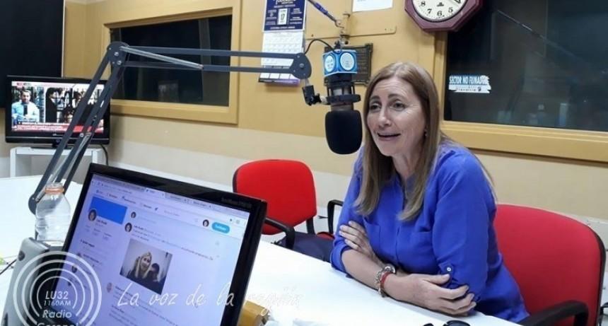 Liliana Schwindt nuevamente asumirá como  Diputada Nacional