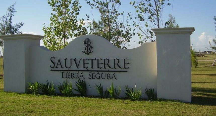 Un nuevo robo agravado por uso de arma, en el country Sauveterre