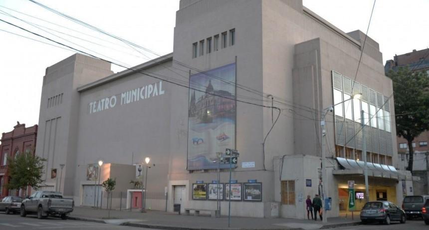 La cartelera de espectáculos del Teatro Municipal comenzará en el mes de abril
