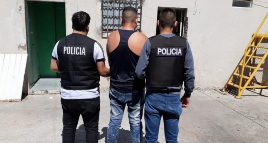 Hacen efectiva una orden de detención