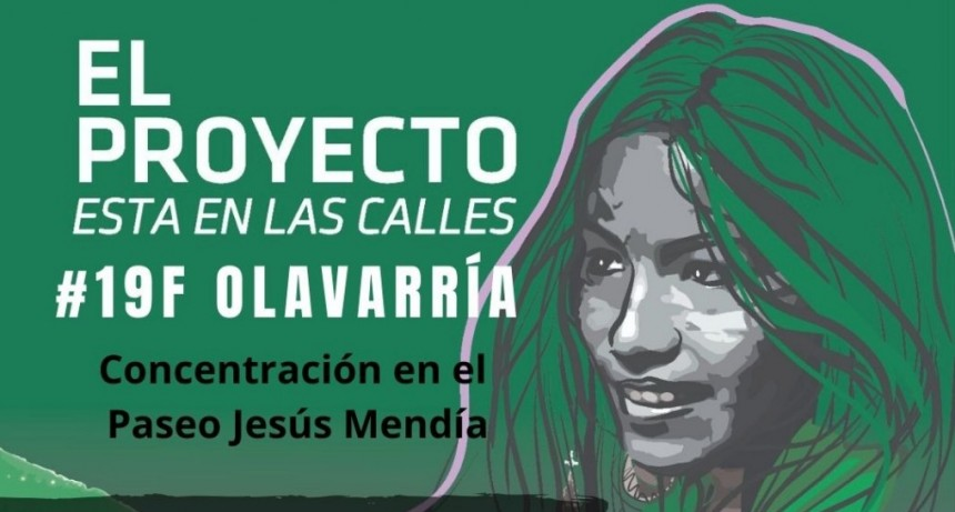 Convocan a nueva manifestación por el aborto