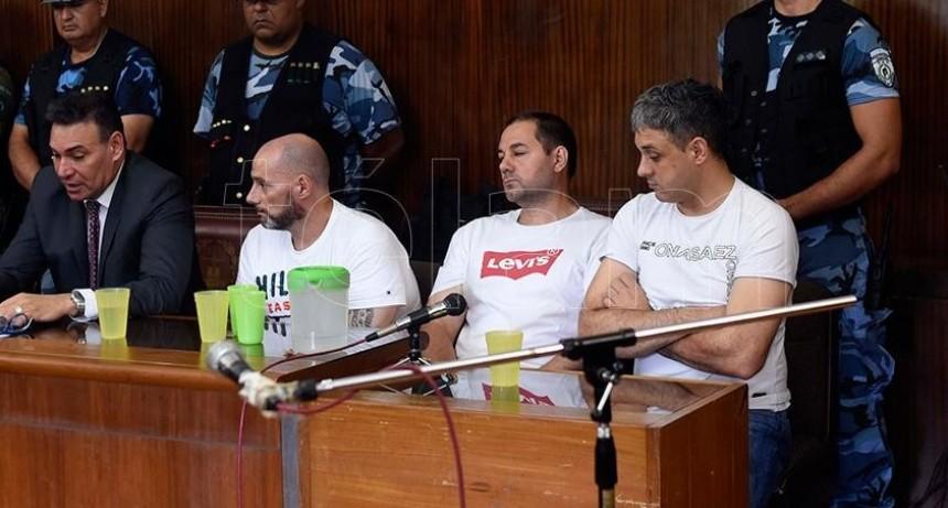 Condenaron a los Lanatta y a Schillaci por balear a dos policías