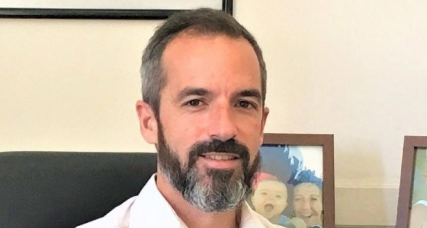 Dalton Jáuregui será el secretario legislativo de Juntos por el Cambio