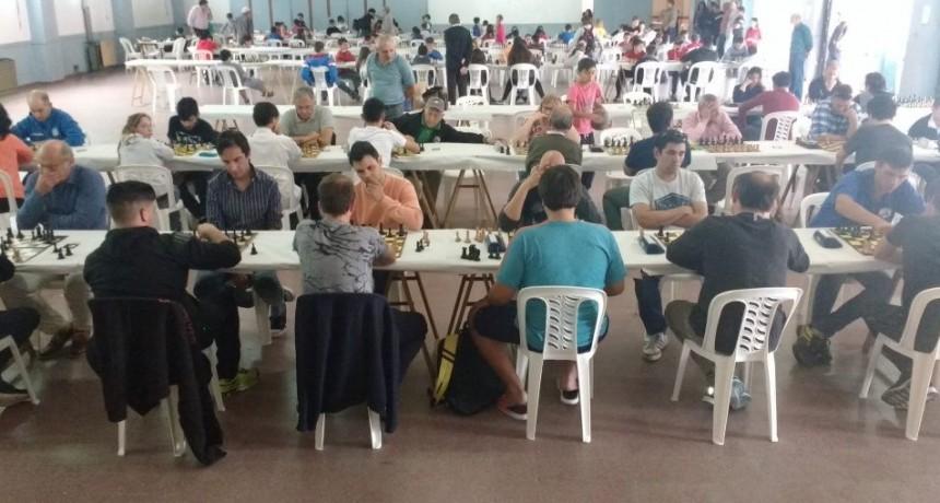 Una auténtica exhibición de ajedrez en Olavarría