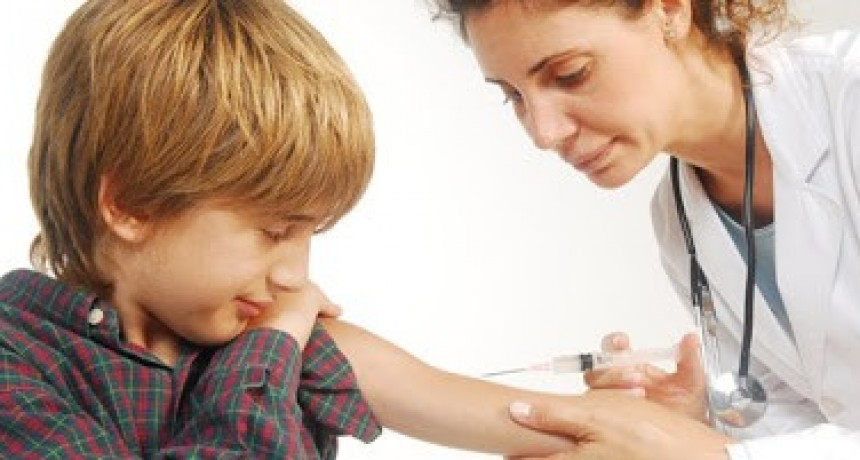 Comenzó el reparto de la vacuna contra la meningitis