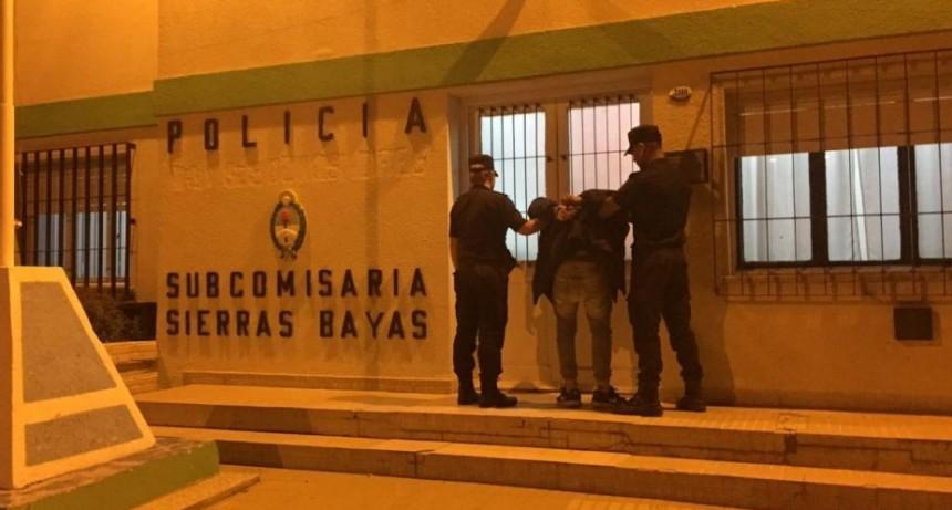 Trasladaron a Tapalqué a acusado de robar en Sierras Bayas