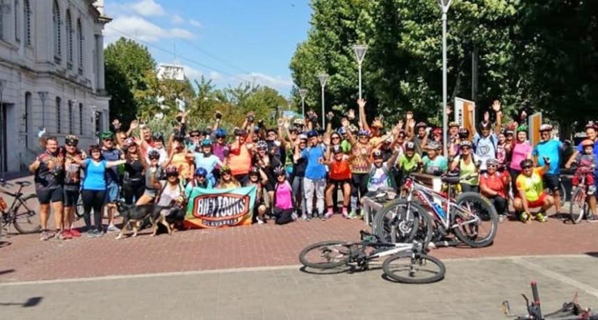 Vuelve el cicloturismo: irán hacia Estancia 'El Arrejón'
