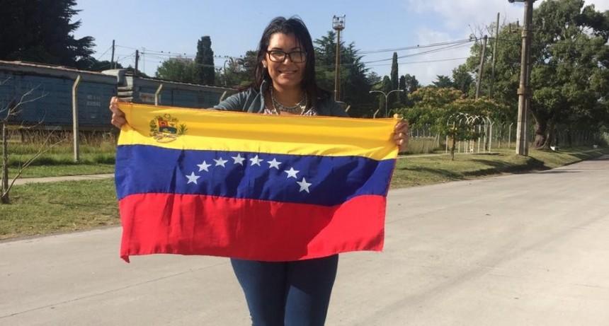 La visión de una profesora venezolana: 'Olavarría es una gran ciudad'