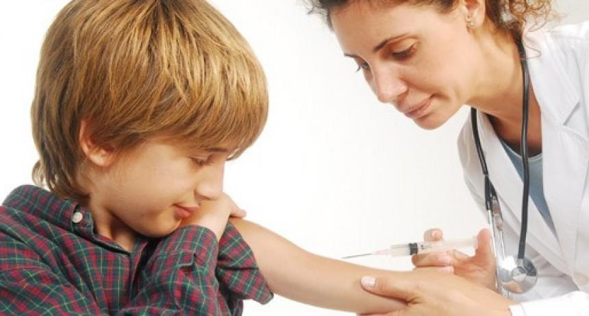 La semana próxima llegan las vacunas contra la meningitis