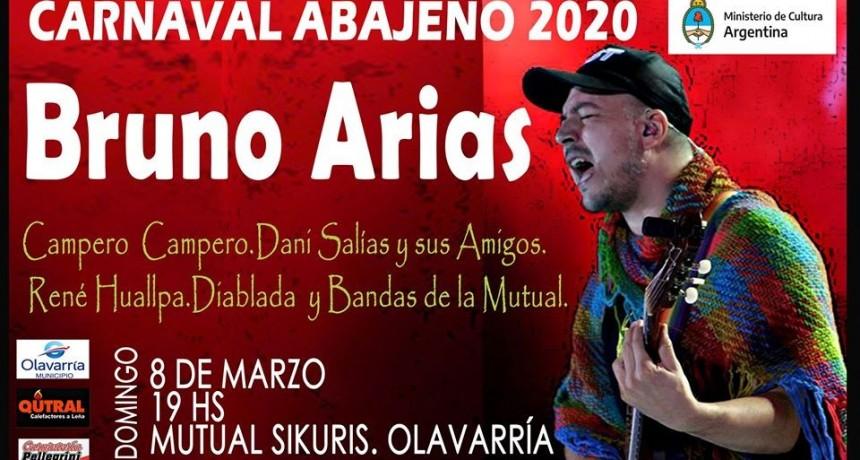 Los Sikuris invitan a un nuevo 'Carnaval Abajeño'