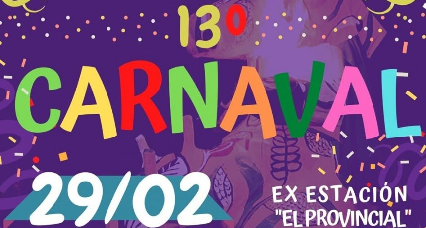 Nueva edición del carnaval de Macondo