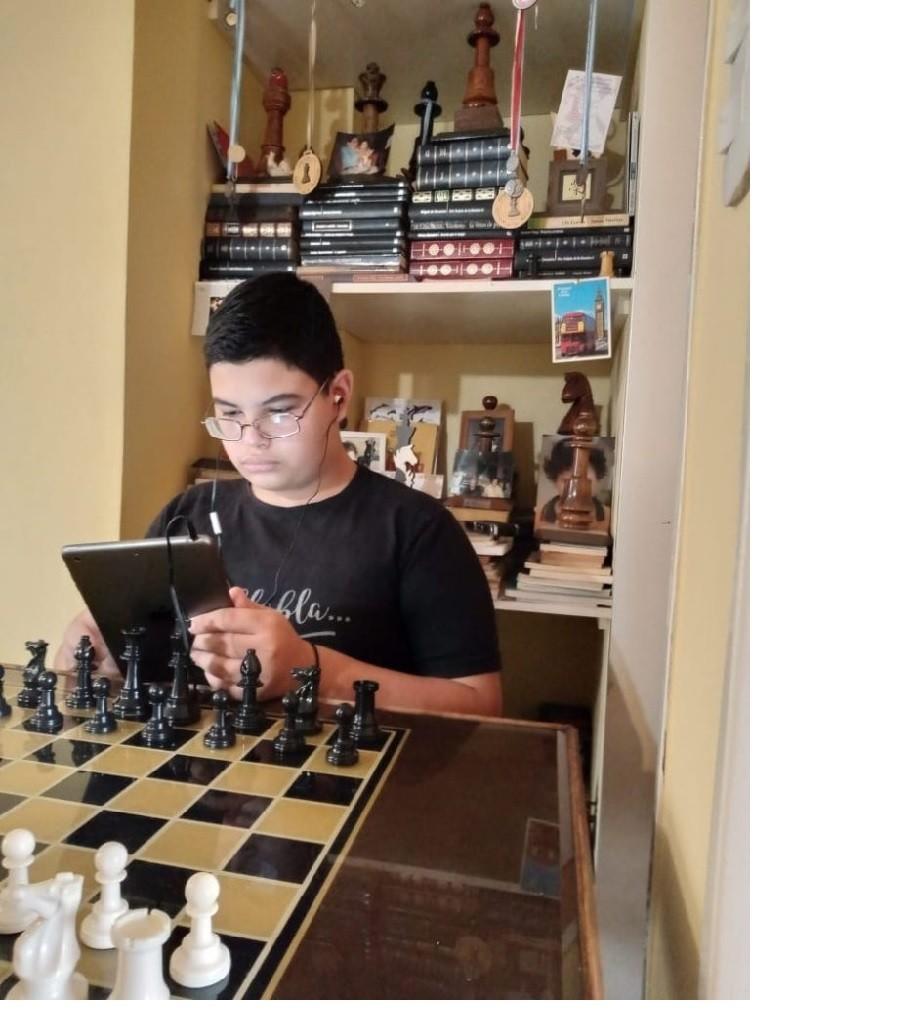 Torneo de Ajedrez 2021: consagrada labor de Augusto Araña