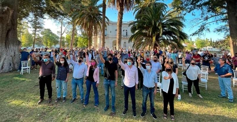 Protagonismo Radical desembarcó en Bahía Blanca