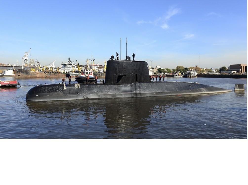 Es ley la indemnización para los familiares de los tripulantes del ARA San Juan