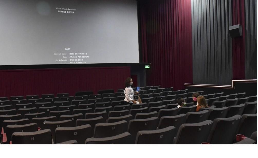 Disponen la reapertura de las salas de cine en CABA y en la provincia de Buenos Aires