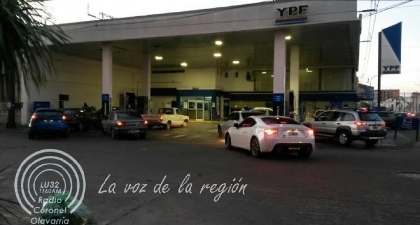 Otro aumento del combustible y van…