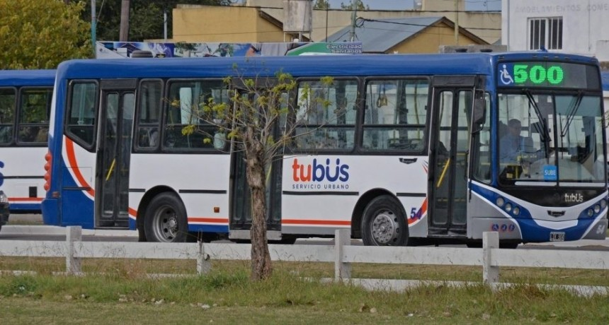 Se amplía la frecuencia horaria del transporte público