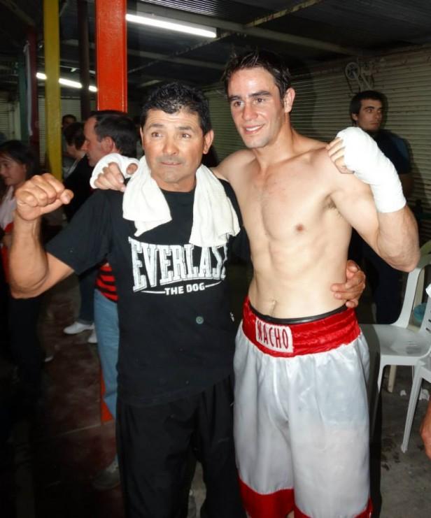 Boxeo del bueno este sábado en San Jorge