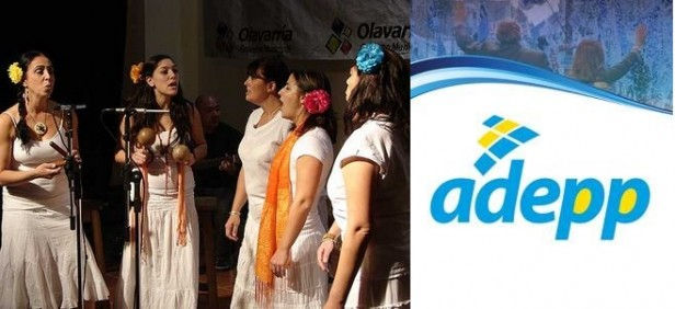 Charla por la Semana de la Mujer y recital de Mujerío en ADEPP