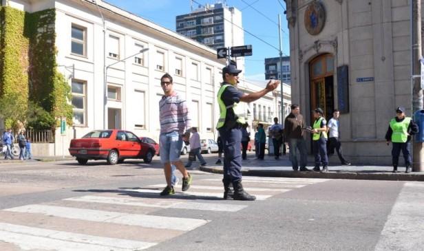 19 de Marzo: Día de la Seguridad Peatonal