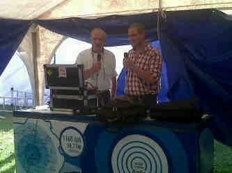 Radio Olavarría en la Fiesta del Chacarero