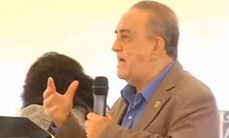Mejía Montoya reconoció la designación de Molina en el Se.Dro.Nar