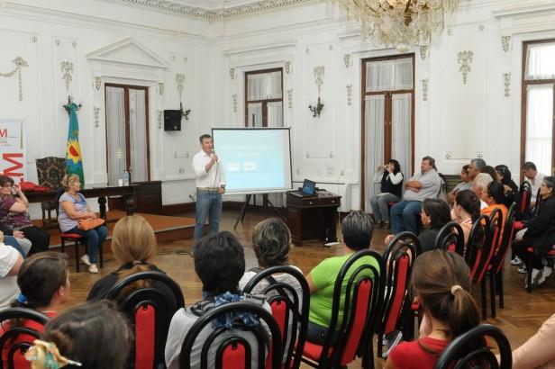 La Madrid: charla abierta con el fin de programar una Feria Verde