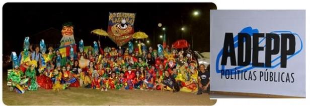 Primer Carnaval Popular en el Barrio Cuarteles