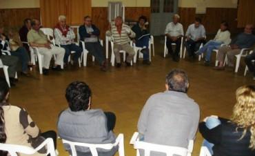 Coopelectric se reunió con los vecinos en Espigas