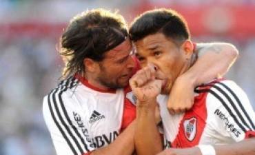 River Plate derrotó 1-0 a San Lorenzo