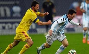 La Selección jugó mal y empató sin goles con Rumania en Budapest